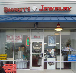 Baggett 39 s jewelry in clinton nc for Jewelry stores in fayetteville nc